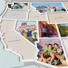 Load image into Gallery viewer, 50 States USA Photo Map