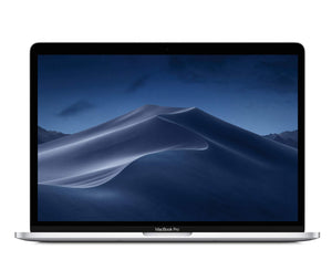 "Apple MacBook Pro (13"" Retina, Touch Bar, 2.3GHz Quad-Core Intel Core i5, 8GB RAM, 256GB SSD) - Silver (Latest Model) - Omigod, Dibs!™"