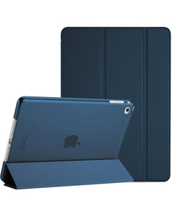ProCase iPad Mini 4 Case - Ultra Slim Lightweight Stand Case with Translucent Frosted Back Smart Cover for 2015 Apple iPad Mini 4 (4th Generation iPad Mini, mini4) –Navy Blue - Omigod, Dibs!™