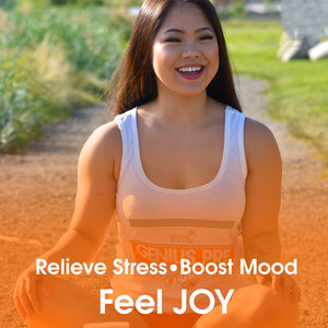Genius Joy - Serotonin Mood Booster for Anxiety Relief, Wellness & Brain Support