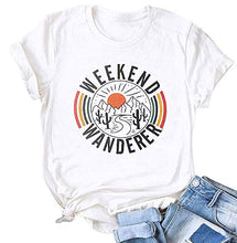 Load image into Gallery viewer, Weekend Wanderer T-Shirt