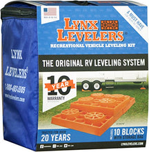 Load image into Gallery viewer, Tri-Lynx 00015 Lynx Levelers - 10 Pack