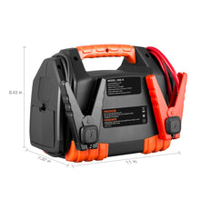 Load image into Gallery viewer, Kinverch Portable Car Jump Starter 900 Peak Amp 12 Volt with 1-USB 1-12V Power Ports & 150 PSI Air Compressor - Omigod, Dibs!™