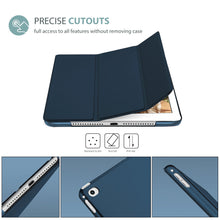 Load image into Gallery viewer, ProCase iPad Mini 4 Case - Ultra Slim Lightweight Stand Case with Translucent Frosted Back Smart Cover for 2015 Apple iPad Mini 4 (4th Generation iPad Mini, mini4) –Navy Blue - Omigod, Dibs!™