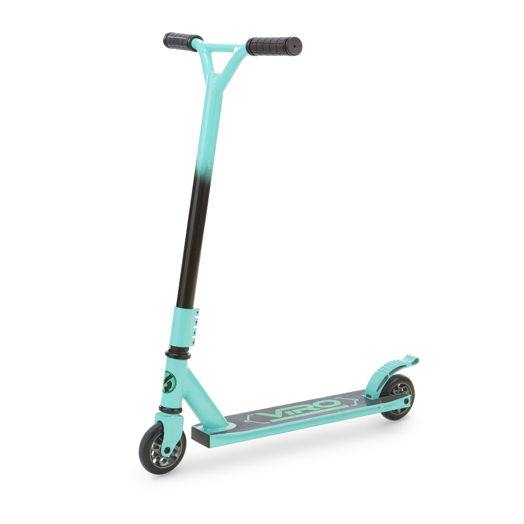 Viro Rides VR 230 Attitude Stunt Scooter (Teal)