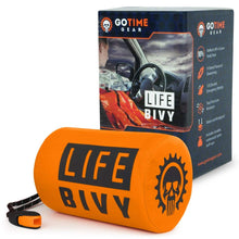 Load image into Gallery viewer, Life Bivy Emergency Sleeping Bag Thermal Bivvy
