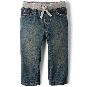 The Children's Place Little Boys and Toddler Pull-On Jean
