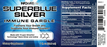 Load image into Gallery viewer, Infowars Life - Superblue Silver Immune Gargle Spray (1 oz.) – Supports Your Immune System & Freshens Your Breath - Omigod, Dibs!™