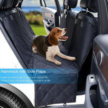 Load image into Gallery viewer, URPOWER Dog Seat Cover Car Seat Cover - 100% Waterproof 600D Heavy Duty Scratch Proof Nonslip Durable for Cars Trucks and SUVs