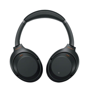 Sony WH1000XM3 Bluetooth Wireless Noise Canceling Headphones, Black WH-1000XM3/B (Renewed)