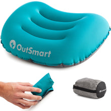 Load image into Gallery viewer, OutSmart Inflatable Camping Pillow