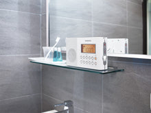 Load image into Gallery viewer, Sangean H201 Portable AM/FM/Weather Alert Digital Tuning Waterproof Shower Radio