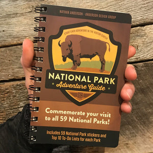 National Park Adventure Guide - Omigod, Dibs!™
