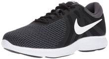 Load image into Gallery viewer, Nike Men's Revolution 4 Running Shoe, Black/White-Anthracite, 9.5 Wide US - Omigod, Dibs!™