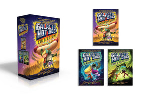 Galactic Hot Dogs Collection: Galactic Hot Dogs 1; Galactic Hot Dogs 2; Galactic Hot Dogs 3