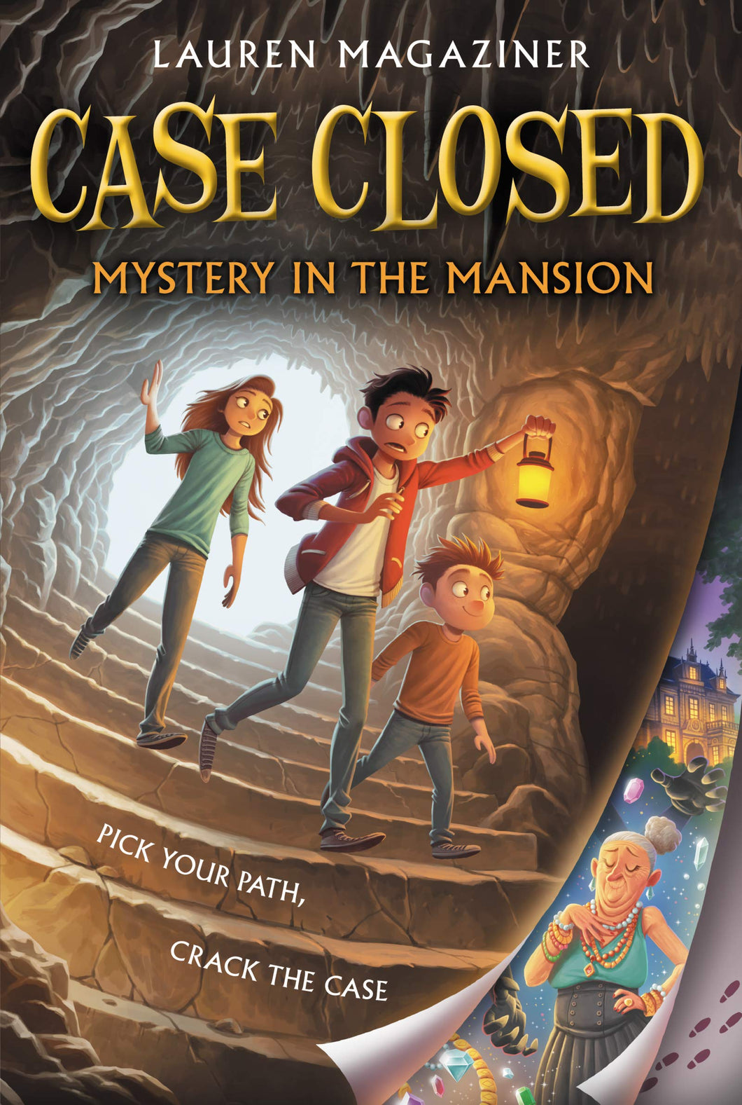 Case Closed #1: Mystery in the Mansion - Omigod, Dibs!™