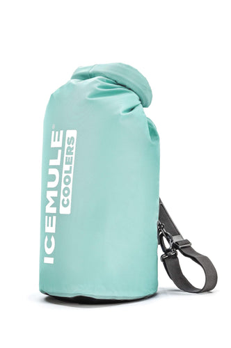 IceMule Classic Insulated Backpack Cooler Bag - Hands-Free, Highly-Portable, Collapsible, Waterproof & Soft-Sided Cooler Backpack for Hiking, The Beach, Picnics, Camping, Fishing - 20 Liters, 18 can - Omigod, Dibs!™