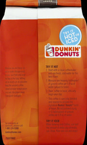 Dunkin' Donuts Original Blend Ground Coffee, Medium Roast, 12 Ounce - Omigod, Dibs!™