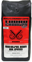 Load image into Gallery viewer, World's Strongest Coffee - Turbo Charged Coffee - 3 lbs - Variety Pack - 3 Strong Roasts … Race Pack (Dark Roast + Caramel Flavor), 3 x 16oz bags