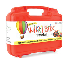 Load image into Gallery viewer, WikkiStix Traveler Playset