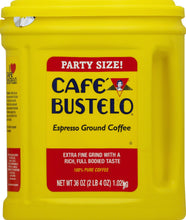 Load image into Gallery viewer, Café Bustelo Espresso Coffee, 36 Ounce - Omigod, Dibs!™