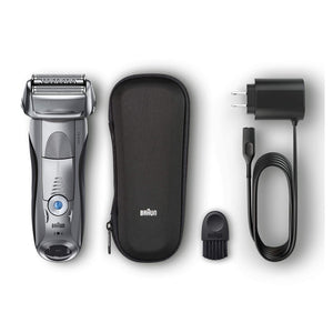Braun Series 7 Electric Shaver for Men 7893s, Wet/Dry, Rechargeable and Cordless Razor, w/ Travel Case