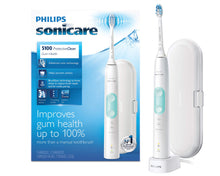 Load image into Gallery viewer, Philips Sonicare ProtectiveClean 5100 Electric Rechargeable Toothbrush, Gum Health, White - Omigod, Dibs!™