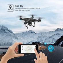 Load image into Gallery viewer, Holy Stone HS120D FPV Drone with Camera for Adults 1080p HD Live Video and GPS Return Home, RC Quadcotper Helicopter for Kids Beginners 18 Min Flight Time Long Range with Follow Me Selfie Functions - Omigod, Dibs!™