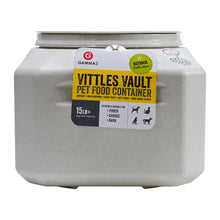 Load image into Gallery viewer, Vittles Vault Outback 15 lb Airtight Pet Food Storage Container
