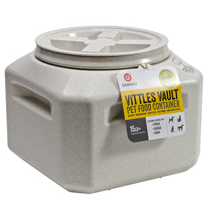 Vittles Vault Outback 15 lb Airtight Pet Food Storage Container