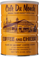 Load image into Gallery viewer, Cafe Du Monde Coffee Chicory, 15 Ounce Ground - Omigod, Dibs!™