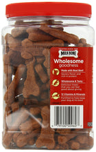 Load image into Gallery viewer, Milk-Bone Soft & Chewy Beef & Filet Mignon Recipe Dog Treats, 25-Ounce - Omigod, Dibs!™