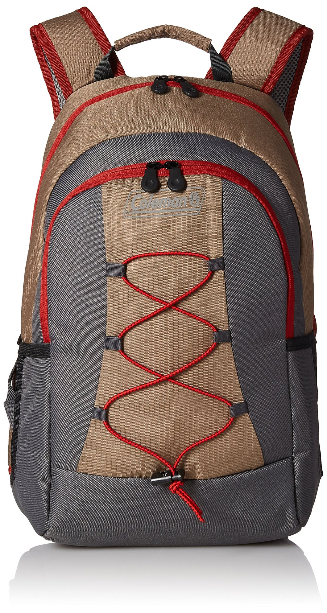 Coleman Soft Cooler Backpack | 28-Can Leak-Proof Cooler | Great for Picnics, BBQs, Camping, Tailgating & Outdoor Activities - Omigod, Dibs!™
