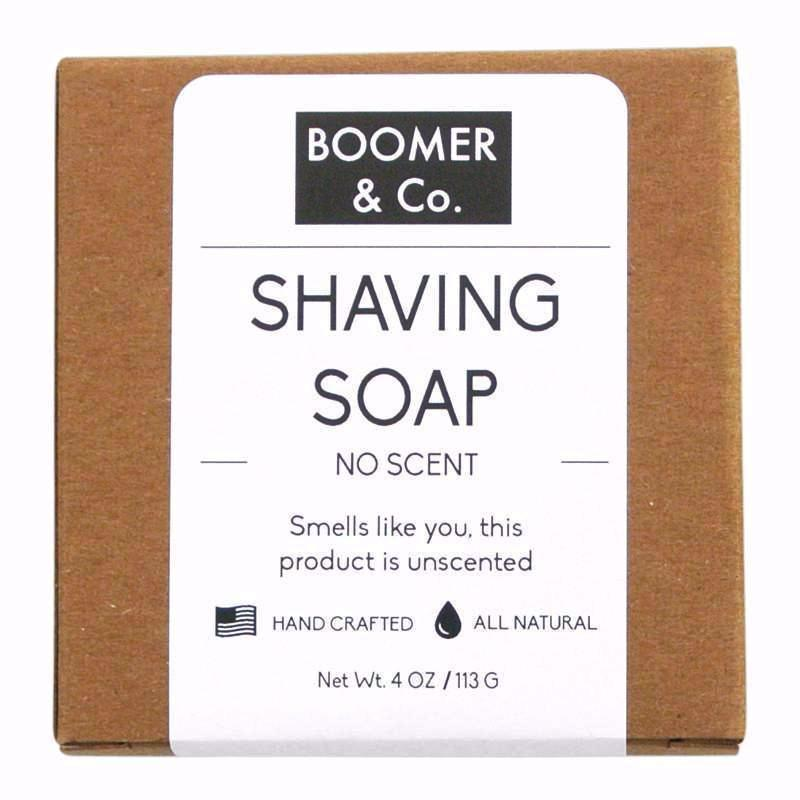 Unscented Shaving Soap