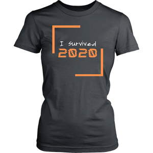 I Survived 2020 Women's T-Shirt