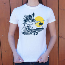 Load image into Gallery viewer, Sailfish T-Shirt (Ladies)