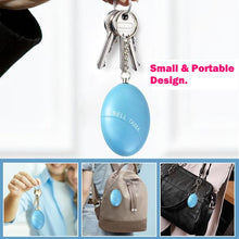 Load image into Gallery viewer, Self Defense Alarm Keychain
