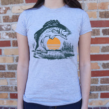 Load image into Gallery viewer, Big Bass T-Shirt (Ladies) - Omigod, Dibs!™