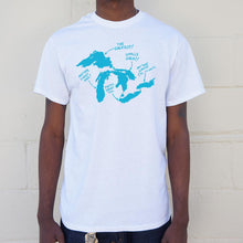 Load image into Gallery viewer, Great Lakes T-Shirt (Mens) - Omigod, Dibs!™
