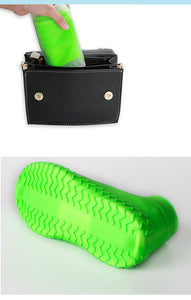 Reusable Silicone Waterproof Shoe Cover