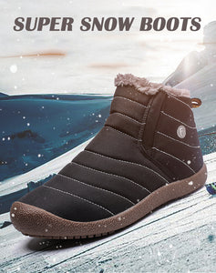 Men's Winter Ankle Boots