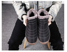Load image into Gallery viewer, Men's Winter Ankle Boots