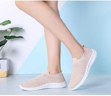 Load image into Gallery viewer, Women's Breathable Slip-On Mesh Shoes