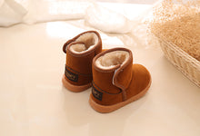 Load image into Gallery viewer, Comfy Kids Snow Boots