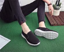 Load image into Gallery viewer, Men's Casual Canvas Slip-On Shoes