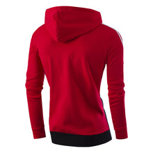 Load image into Gallery viewer, Men's Casual Street Wear Color Block Hoodies