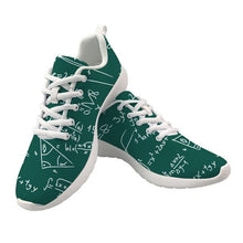 Load image into Gallery viewer, Women's Mathematics Air Mesh Shoes