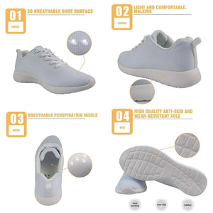 Women's Dental Air Mesh Shoes
