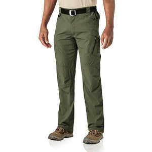 Men's Quick Dry Straight Tactical Pants