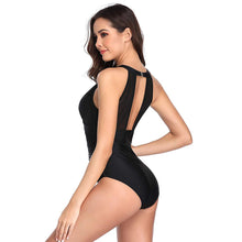 Load image into Gallery viewer, One Piece Mesh Swimsuit